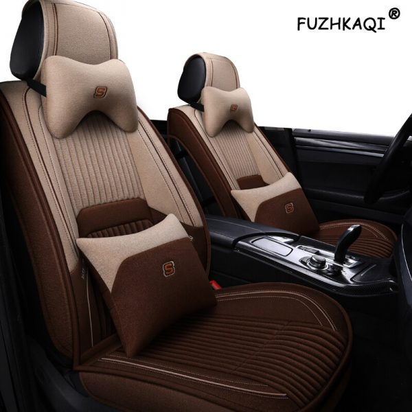 Seat Covers For Skoda Octavia 2 a7 a5 a3 Fabia Superb