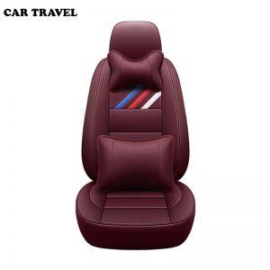 Genuine Leather auto custom car seat cover For suzuki grand