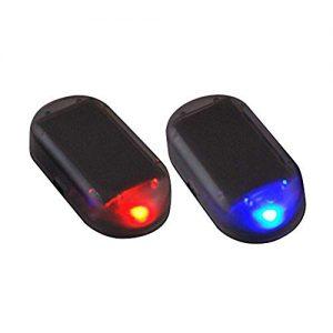 LED Flash Strobe Light, Solar Energy Security Alarm Light