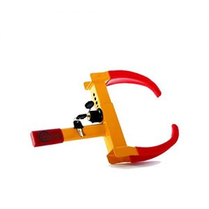 VaygWay Tire Clamp Wheel Lock- Metal Boot Stabilizer