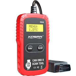 Kobra Newest Version Scanner Car Code Reader