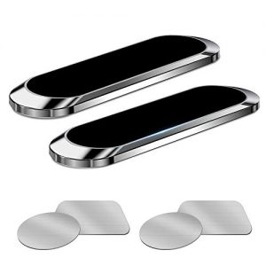 MOSA Magnetic Phone Car Mount, [2 Pack] Mini Strip