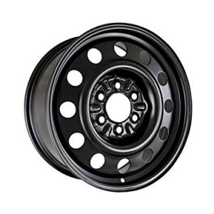 2004-2019 Ford F150 Steel Wheel - Black - 18 x 7.5 Inch