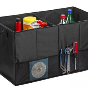 Auto Trunk Organizer, Multipurpose Folding Trunk Storage Organizer