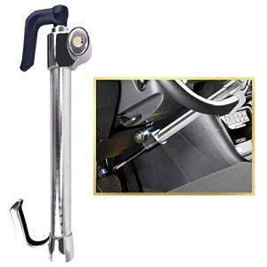 Tevlaphee Universal Steering Wheel Brake Lock