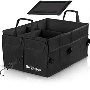 Starling's Car Trunk Organizer - Super Strong