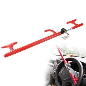 OKLEAD Anti-Theft Steering Wheel Lock Handbrake