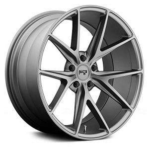 Niche M116 Misano 20x10 5x114.3 +40mm Anthracite Wheel Rim
