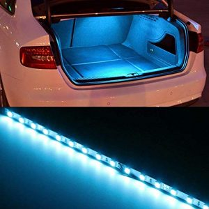 iJDMTOY LED Strip Light Compatible With Car Trunk