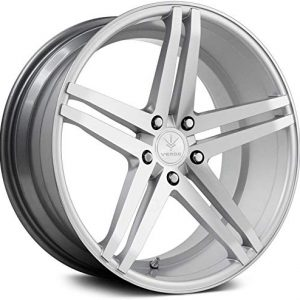 Verde Wheels Parallax Matte Silver/Machined Wheel
