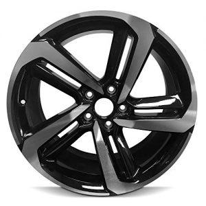 Wheel Fits 2018-2020 Honda Accord Aluminum 19 Inch 5 Lug Full Size