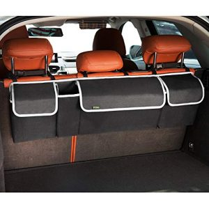 PIDO Backseat Trunk Organizer, Hanging Seat Back Storage