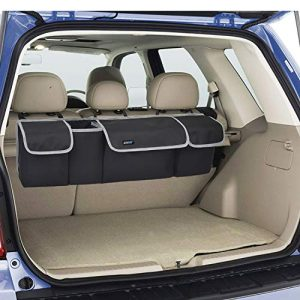 Trunk Organizer for SUV Heavy Duty and Space-saving