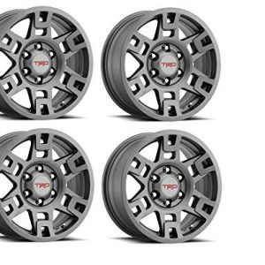 Toyota 4Runner Matte Gray Wheels Genuine