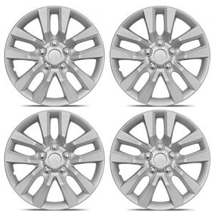 """16"""" inch Hubcap OEM Replacements for Steel Wheels"""