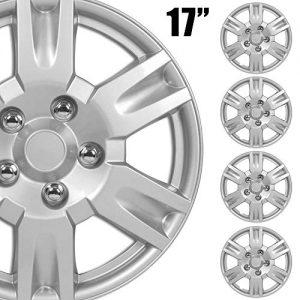 "Premium 17"" Wheel Rim Cover Hubcaps OEM"