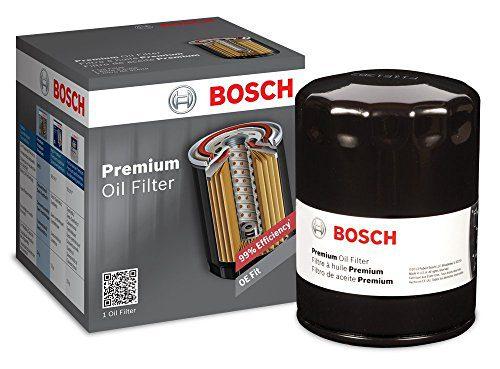 Bosch Premium FILTECH Oil Filter