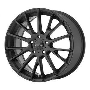 "American Racing 16"" Inch 5x112 Wheel Rim Black"