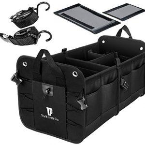 Portable Multi Compartments Trunk Organizer