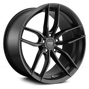 Wheel Rim 20x9 5x112 Matte Black 25mm