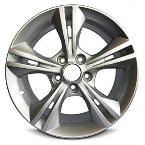 Wheel For 2012-2014 Ford Focus 16 Inch Gray Aluminum Rim