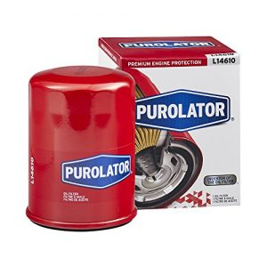 Premium Engine Protection Spin On Oil Filter