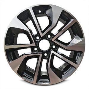 Wheel for 2013-2015 Honda Civic 16'' Black Machine