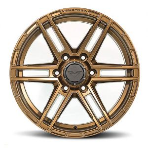 17 Inch Flow Forged Wheel Compatible with 02-20 Toyota Tacoma/4Runner