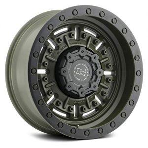 """Black Rhino TSW 17"""" Inch Wheel Rim Abrams"""