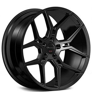 Giovanna Haleb – 20 Inch Rims – Set of 4 Black Wheels