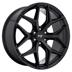 "Niche Vice SUV 22x9.5 6x5.5"" +30mm Gloss Black"