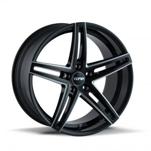 Touren TR73 Gloss Black Wheel Finish 35 mm Offset