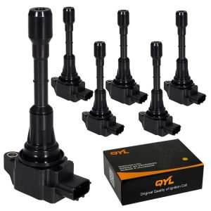 6Pcs Ignition Coil Packs Replacement for Infiniti