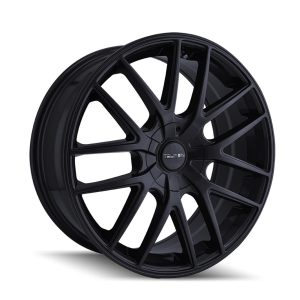 TOUREN TR60 Full Matte Black Wheel 42 mm Offset