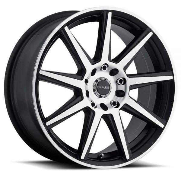 "16"" Inch Wheel Rim 4X4.25/4X100 40mm 144M Storm MC"