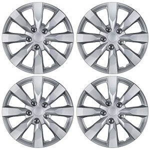 BDK Hubcaps Wheel Covers for Toyota Corolla