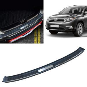 Toryea Rear Interior Bumper Sill Plate Guard Cover