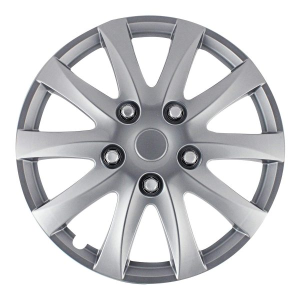 Universal Camry Style Wheel Covers Hubcaps Nissan, Honda, Toyota, Ford, Chevy