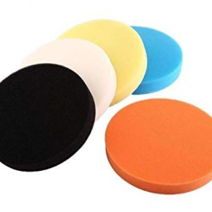 "SHYN ABRASIVES 5Pcs 5"" Polishing Waxing"
