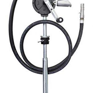 GROZ Heavy Duty 10 GPM Rotary Vane Manual Fuel Transfer