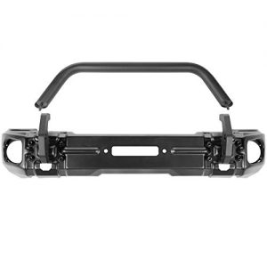 Rugged Ridge Arcus Front Bumper Set with Overrider