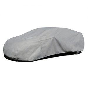Budge RB-3 Rain Barrier Car Cover Gray