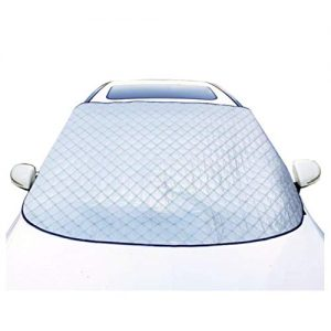 MITALOO Car Windshield Snow Cover with 4 Layers