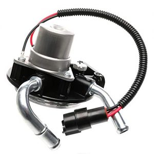 Fuel Filter Head with Hand Fuel Pump Housing and Heater