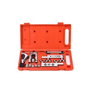 ICOOL Professional Single Flaring Tool and Swaging Tool Kit