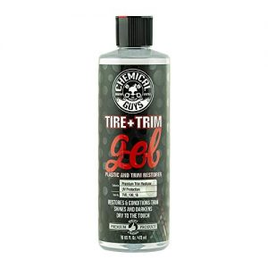 Chemical Guys Tire and Trim Gel for Plastic and Rubber