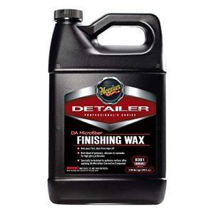 Microfiber Finishing Wax - 1 Gallon Meguiar's