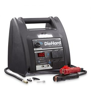 DieHard Peak Amp 12V Jump Starter with USB/12V Portable