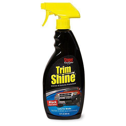 Stoner Car Care Trim Shine Protectant - 22-Ounce