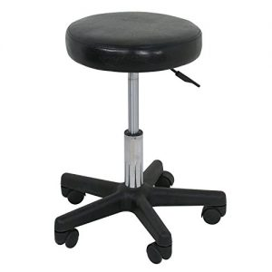 Adjustable Hydraulic Rolling Swivel Salon Stool